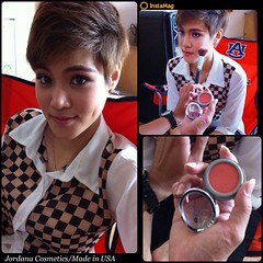 อีกหนึ่งสวยด้วย'จอร์ดานา คอสเมติก' กับคุณเจี๊ยบ ลลนา นางสาวไทยปี 2549 ดารา พิธีกรและคุณหมอคนเก่ง ^^ ใครเป็นแฟนของเธอคนนี้ก็ตามไปให้กำลังใจได้ในละครเรื่องยมบาลเจ้าขา ทางช่อง 7สีนะคะ ^_^V #เจี๊ยบลลนา #ยมบาลเจ้าขา #ช่อง7 #jordanacosmeticsthailand #madeinusa