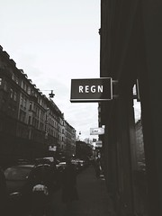 RAIN (b.new.man.) Tags: sign shop typography stockholm sdermalm type gata stad