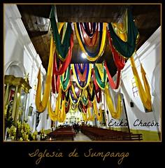 La F llena de color (Click de Kika) Tags: guatemala iglesia colores fe milagros cultura indigenas kika tradicin centroamrica religin fervor sumpango sacatepequez catolisismo erikachacn barrilees2013