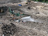 Landfill Foam Spaying