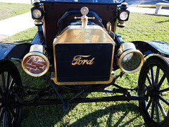 PB020040 (photos-by-sherm) Tags: park winter ford church t centennial nc model automobile antique wilmington presbyterian