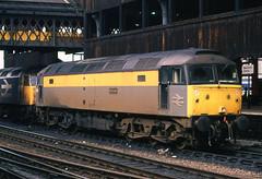 British Rail Class 47, Manchester Victoria, UK (Steve Hobson) Tags: manchester rail victoria class civil link british 47