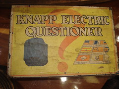 "EARLY 1900'S BATTERY QUIZ GAME. • <a style=""font-size:0.8em;"" href=""http://www.flickr.com/photos/51721355@N02/11120912655/"" target=""_blank"">View on Flickr</a>"