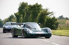 Ultima GTR & Ferrari F12 (BenjiAuto (Ratet B. Photographie)) Tags: road blue green cars sport race italian nikon meeting gear ferrari exotic british gto supercar vienne ultima gtr paddock pitlane f12 berlinetta d90 vigeant ratet classiche sportcollection