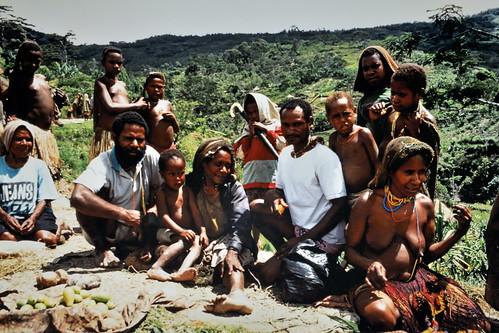 Western New Guinea - Baliem Valley - Dani People - 1