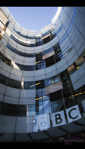BBC Broadcasting House - 8565