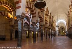 Catedral Mezquita de Crdoba. (luisephoto) Tags: espaa amigos andaluca europa gente cordoba catedrales mezquitadecordoba wifredo
