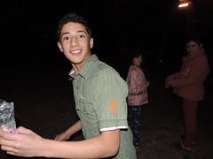 (scenes from a night's dream) Tags: boy smiling fun navidad kid fiesta christmasparty chico feliz añonuevo festejo