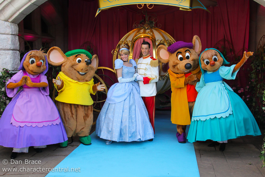 Cinderella 1&2 (Movie) at Disney Character Central