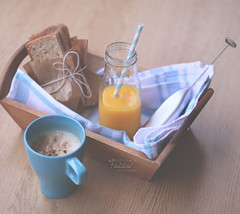 G.M .. (Faisal | Photography) Tags: wood morning white glass cheese bread eos milk soft dof bokeh good 14 usm 50 goodmorning tones ef ef50mmf14usm 50d canoneos50d jpuse faisal|photography