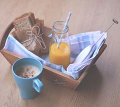 G.M .. (Faisal | Photography) Tags: wood morning white glass cheese bread eos milk soft dof bokeh good 14 usm 50 goodmorning tones ef ef50mmf14usm 50d canoneos50d jpuse faisal|photography فيصلالعلي