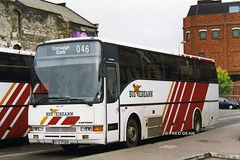 Bus Eireann VC117 (97D47509). (Fred Dean Jnr) Tags: bus volvo cork algarve caetano may1999 buseireann b10m algarveii vc117 parnellplacebusstation buseireannroute46 97d47509
