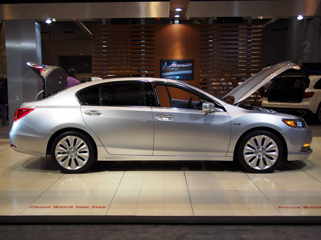 auto show saint sport america louis jones stlouis center mo edward missouri dome hybrid stl acura awd 2014 rlx
