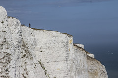 The White Cliffs of Dover (el_mo) Tags: girls sunset en