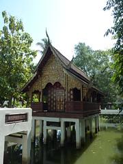Temples de Chiang Mai (MarcheReve) Tags: temple lumix thalande bouddha panasonic chiangmai bouddhisme