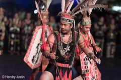 _NRY5671 (kalumbiyanarts colors) Tags: sabah cultural dayak murut murutdance murutcostume sabahnative kalimaran2014