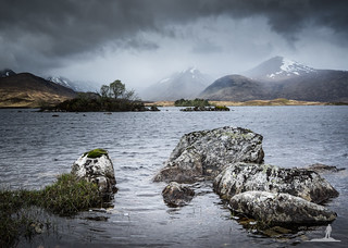 Lochan Na Achlaise