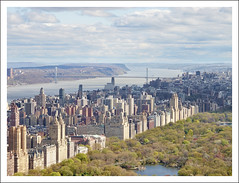 Central Park et George Washington Bridge (afer92) Tags: newyork centralpark manhattan rocke
