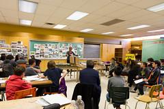 Ledbury Public School - Imagining My Sustainable City (karenstintz) Tags: toronto students classroom topoli onecity