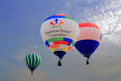 Lift off (joegilbreath) Tags: sky canon glow alabama decatur t4i joegilbreath