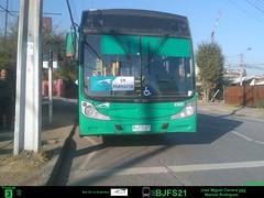 BJFS21 (javier.alsacia) Tags: 3 buses sa unidad transantiago troncal vule bjfs21