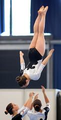 P6211368b (roel.ubels) Tags: sport fantastic rotterdam gymnastics ahoy 2014 turnen