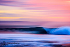 pink monday (laatideon) Tags: morning sea blur surf waves icm panned etcetc intentionalcameramovement laatideon deonlategan