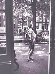 Strolling (Ron-Peter) Tags: bloemgracht