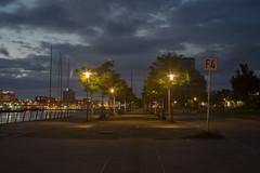 Am Kieler Hafen. Nachtaufnahme, Nightshot (Rainer Beyer) Tags: deutschland kiel schleswigholstein