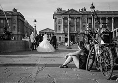 One day... (JayRao) Tags: street paris france colour june photography blackwhite nikon marriage 2014 jayr d610