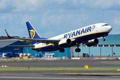 EI-EKP Boeing 737-8AS (DHSpix) Tags: boeing ryanair 737 prestwick eiekp