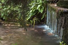 Wasserfall (Multimediaex) Tags: wasserfall japanischergarten leverkusen