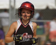 Iowa Games 2014, Softball (Garagewerks) Tags: girl field sport female ball all child sony bat sigma games iowa ames softball isu 2014 50500mm views50 views100 views150 f4563 slta77v allsportiowagames2014 softballgirlfemaleyouthchildfieldballbatdiamondamesisu