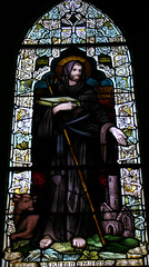 "St Ciaran Church Window • <a style=""font-size:0.8em;"" href=""http://www.flickr.com/photos/134119275@N07/18858243165/"" target=""_blank"">View on Flickr</a>"