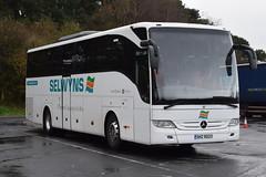 SHZ9023  Selwyns, Runcorn (highlandreiver) Tags: shz9023 shz 9023 selwyns coaches runcorn mercedes benz tourismo bus coach m6 tebay cumbria