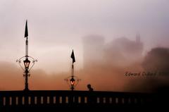 Kilkenny on a misty October morning. (Edward Dullard Photography. Kilkenny, Ireland.) Tags: kilkenny ireland eire cillchainnigh leinster europe edwarddullardphotography oldkilkennyphotos oldpicturesofkilkenny oldphotographsofkilkenny oldkilkenny kilkennytourism tourismkilkenny tourismireland kilkennypeople fog mist atmosphere urban landscape light