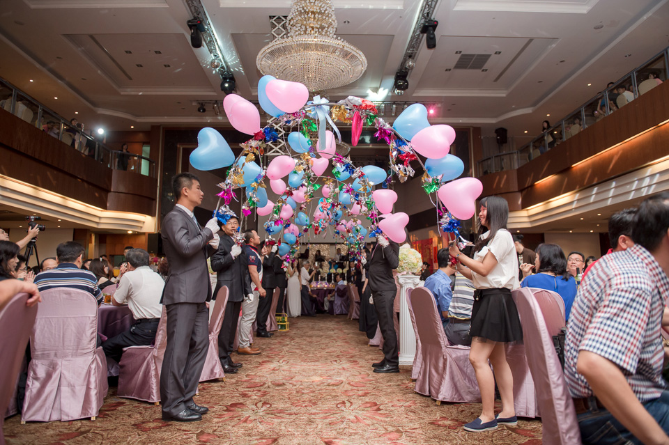 台南婚攝 桂田酒店 婚禮紀錄 G & S 137