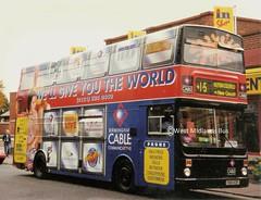 3069 (PB) F69 XOF (WMT2944) Tags: 3069 f69 xof mcw metrobus mk2a west midlands travel