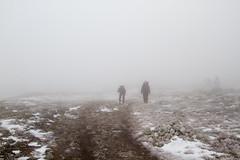 namnlost-0320 (PeterSjoquist) Tags: blefjell norway climbing mountain fog dramatic magic