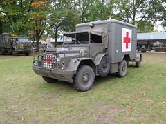 NL Leger RodeKruis (Arthur-A) Tags: vught brabant nederland netherlands museum genietroepen army leger auto car voiture redcross rodekruis