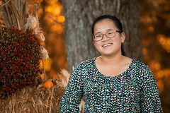 Autumn Scenery People (c.m.sturgeon) Tags: 500px ashleigh daughter girl female teen young autumn smiling chinese asian beauty beautiful natural light portrait tennessee cmsturgeon art2lifephotography