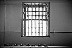 Alcatraz (Channed) Tags: alcatrazisland america amerika california noordamerika sanfrancisco us usa unitedstates unitedstatesofamerica vs verenigdestaten alcatraz prison gevangenis bw chantalnederstigt flickrexplore explore channedimages