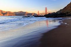 Marin Headlands (Chris J Russell) Tags: landmark beach goldengatebridge bridge goldengate sanfrancisco california unitedstates us