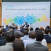 President Macky Sall of Senegal Visits IMF