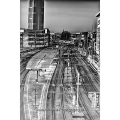 Bruxelles gare de La Chapelle #culturetripbxl #ig_brussels #visitbrussels #visitbrussel #welovebrussels #welovebrussel #ig_brussels #culturetripbxl #loves_belgium #loves_united_belgium #bnw #bnw_rose #bnw_planet #bnw_just #blackandwhite #blacknwhite_perfe (jeancuvelier) Tags: blackandwhite noiretblanc bnw bruxelles brussels gare train instagramapp square squareformat iphoneography