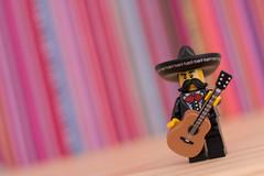 Serenata Mariachi (Les Luthiers, 1976) (Marmotuca) Tags: lego cancin serenata serenatamariachi lesluthiers mexicano mariachi guitarra