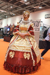 Zombie Queen Elizabeth (NekoJoe) Tags: comicconoctober2016 cosplay cosplayer england excelcentre gb gbr geo:lat=5150847535 geo:lon=002864599 geotagged london londonexpooctober2016 mcm mcmlondon mcmlondoncomiccon mcmlondoncomicconoctober2016 mcmlondonexpo mcmlondonexpooctober2016 queenelizabeth uk unitedkingdom zombie zombiequeenelizabeth mcmldn16