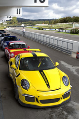 Gt3 RS (sinky 911) Tags: porsche gt3 rs goodwood trackday pits