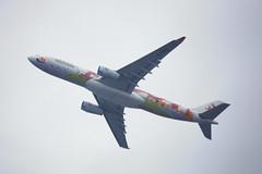 B-HWG (VH-ANB) Tags: bhwg a330343 hongkong hkg vhhh dragonair airliner