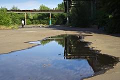 DSC07142 (pixpressionismus) Tags: berlin treptow spiegelung sonya6000